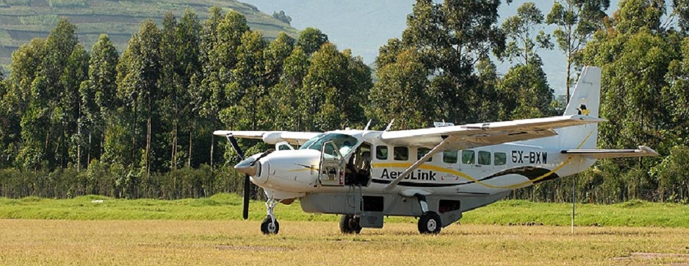 How to access Bwindi by Air